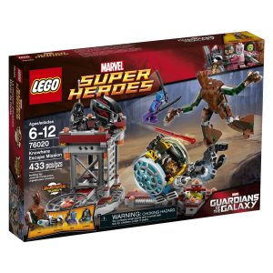 lego superheroes nowhere escape