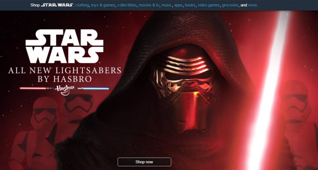 star wars force day sale