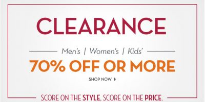 6pm clearance