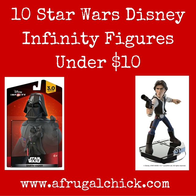 Star Wars Disney Infinity Figures Under $10