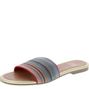 WOMEN'S POOLSIDE ONE BAND FLAT SLIDE