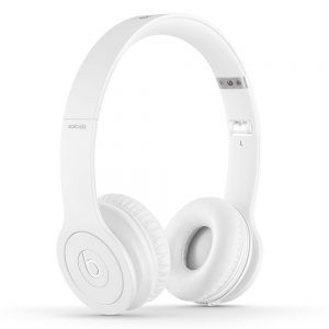 beats by dre drenched white