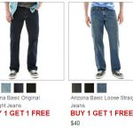 jcpenney arizona jeans