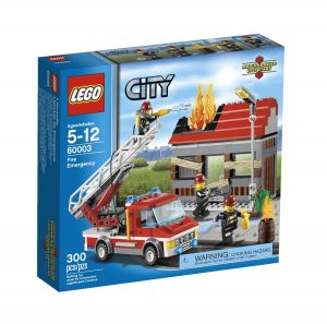 lego city fire emergency