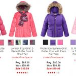 macys girl coats sale
