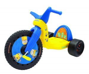 minion big wheel