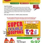 super doubles harris teeter october 2015
