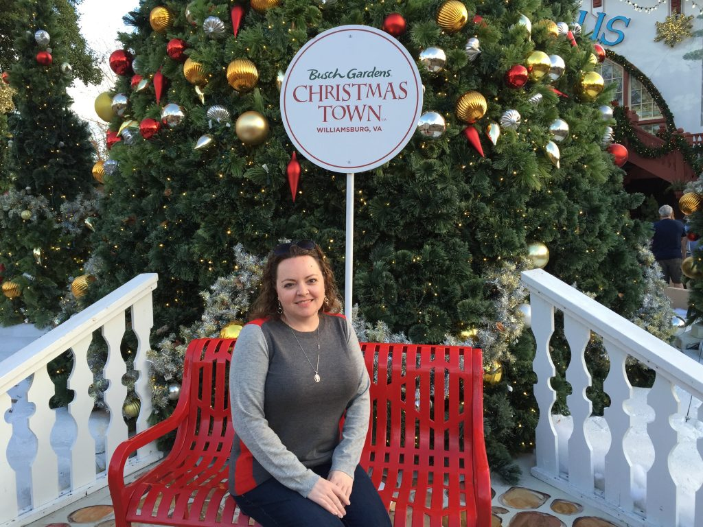 Busch Gardens Williamsburg Christmas Town Early Redemption Days
