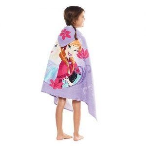 Disney Frozen Anna & Elsa Bath Wrap