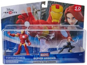 Disney Infinity Marvel Super Heroes 2.0 Edition Marvels The Avengers Play Set