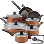 Farberware 14-pc. Nonstick Cookware Set