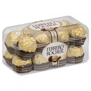 Ferrero Rocher 16 pc Gift Box 7 oz
