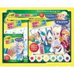 Frozen color gift set