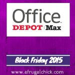 Office max and depot