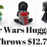 Star Wars Huggable Throws $12.74