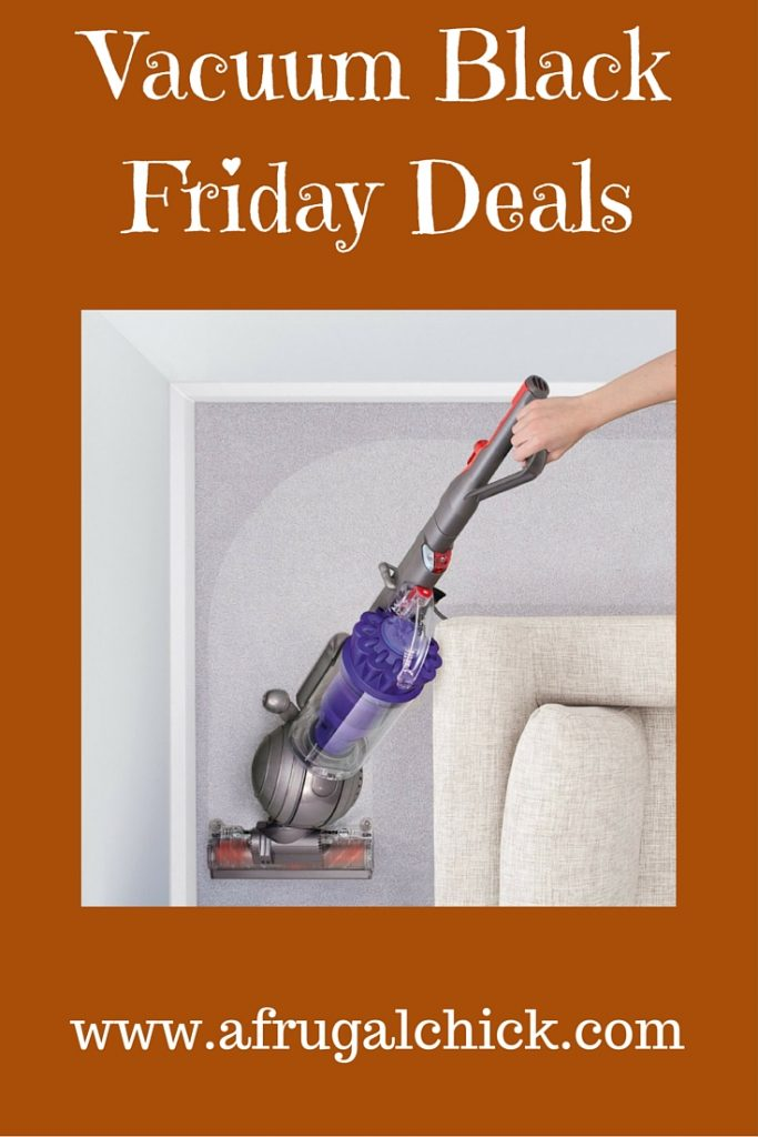 Vacuum Black Friday Deals