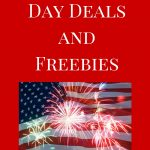 Veteran's Day Deals and Freebies