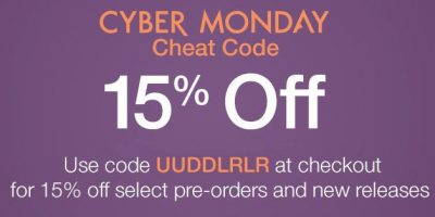 amazon cyber monday cheat code