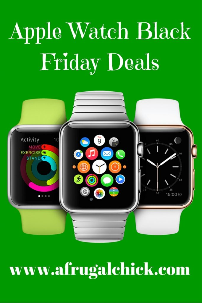 Black friday deals target apple watch