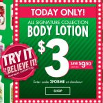 bath and body works lotion sale