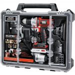 black and decker tool kit