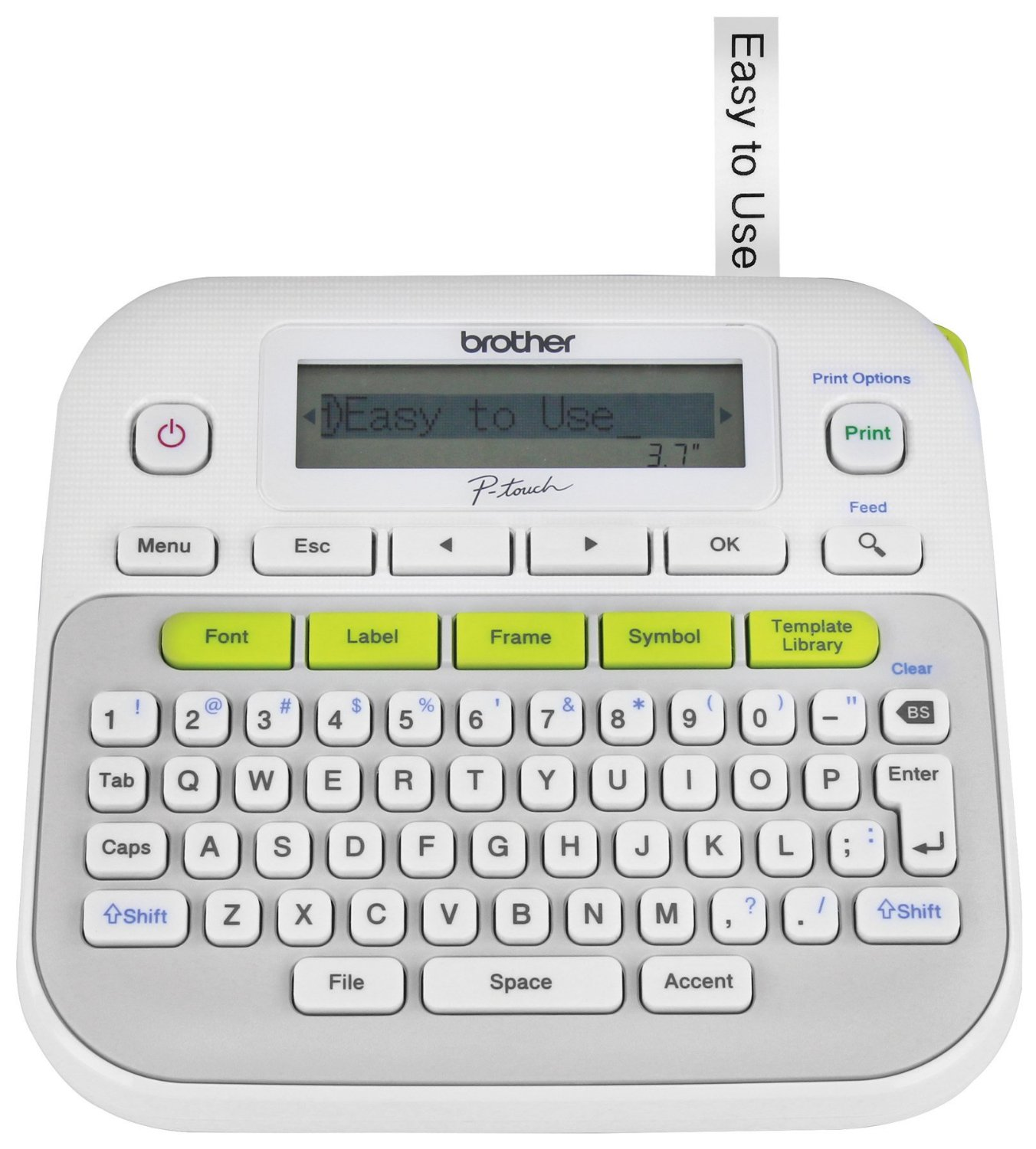 brother label maker - A Frugal Chick