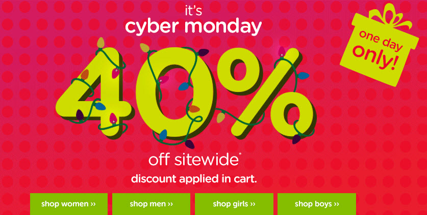 Crocs Cyber Monday 40 Off Everything Plus Free