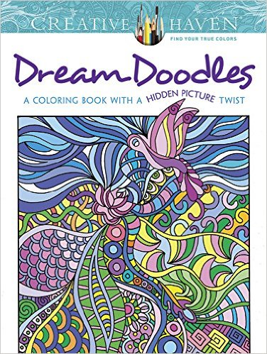 Amazon Creative Haven Adult Coloring Book 301