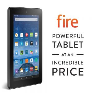 fire powerful tablet