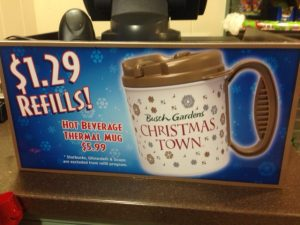 hot chocolate refills