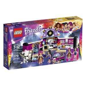 lego friends pop star