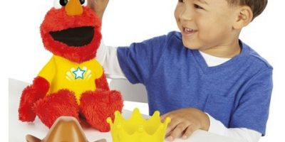 lets imagine elmo