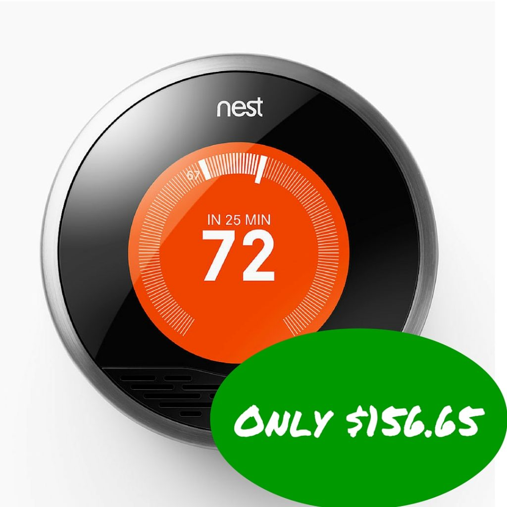 nest thermostat instagram