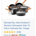 rachael ray dishwasher safe