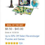 ravensburger daily deal