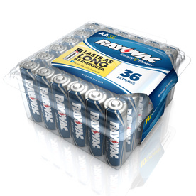 Lowe S Black Friday Sale 36 Pack Rayovac Batteries 5 97