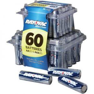 rayovac batteries home depot