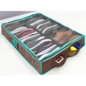 samsonite shoe storage