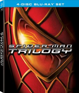 spider man trilogy