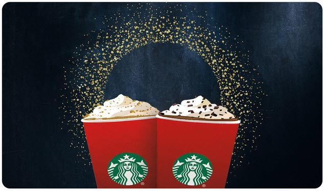 starbucks holidays