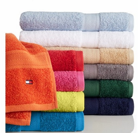 tommy hifiger towels