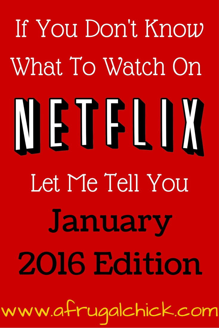 10 Things To Watch On Netflix