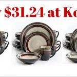 Only $31.24 at Kohl's! (1)