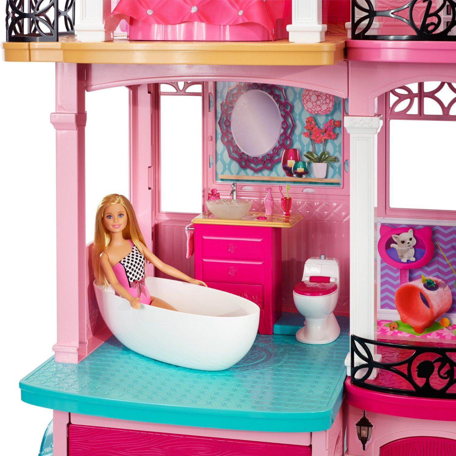 Amazon Barbie Dreamhouse 164 99