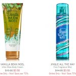 bath and body works holiday sale