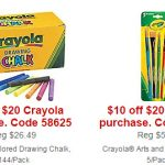 crayola staples