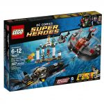deep sea water legos