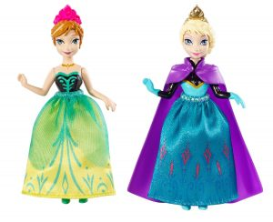 disney frozen princesses