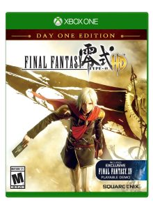 final fantasy HD