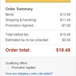 infuser checkout